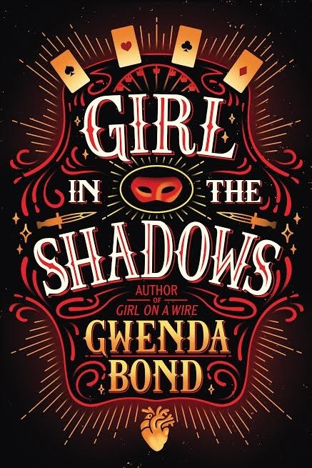 Author Chat with Gwenda Bond, (Girl In The Shadows), Excerpt + Plus Giveaway!
