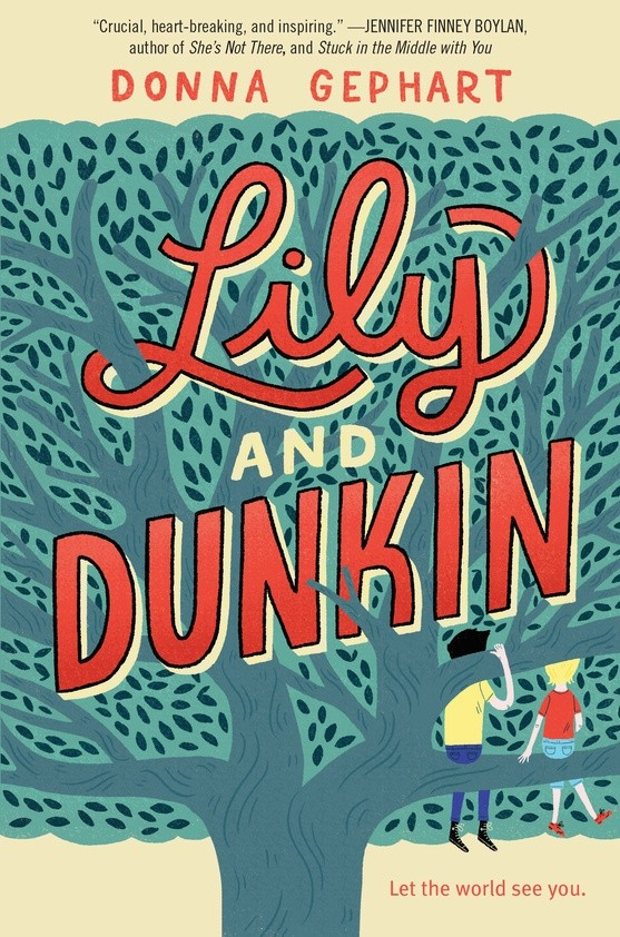 Giveaway: Lily and Dunkin by Donna Gephart (US Only)