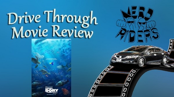FINDING DORY - Drive Through Movie Review