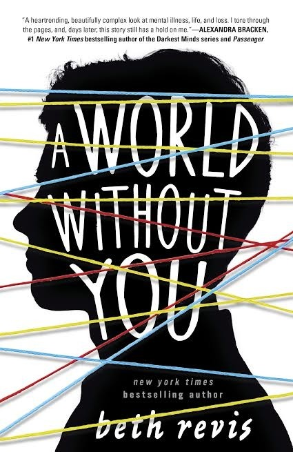 Author Guest Post with Beth Revis (A World Without You) and Giveaway!!!