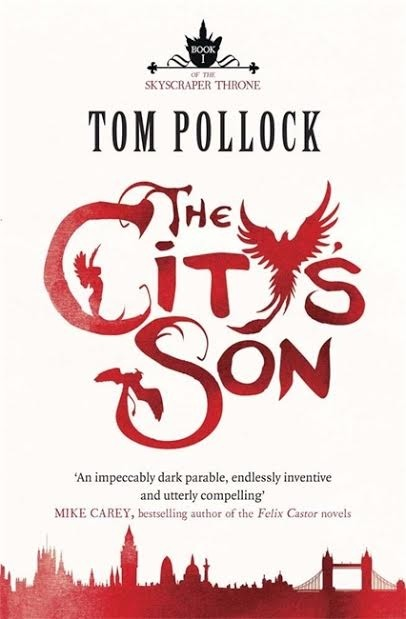 Author Chat with Tom Pollock, Plus Giveaway!
