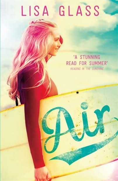 Spotlight on Air by Lisa Glass, Plus First Chapter Reveal & Giveaway!