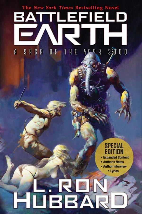 Spotlight on Battlefield Earth by L. Ron Hubbard