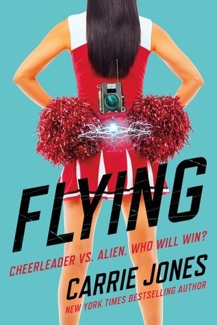 Featured Review: Flying (Carrie Jones)