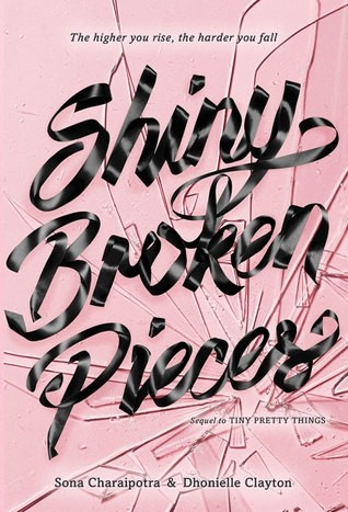 Featured Review: Shiny Broken Pieces by Sona Charaipotra & Dhoneille Clayton