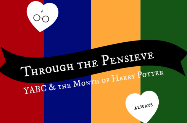 Through the Pensieve: YABC & the Month of Harry Potter ~ Books Luna Lovegood Would Love!!!