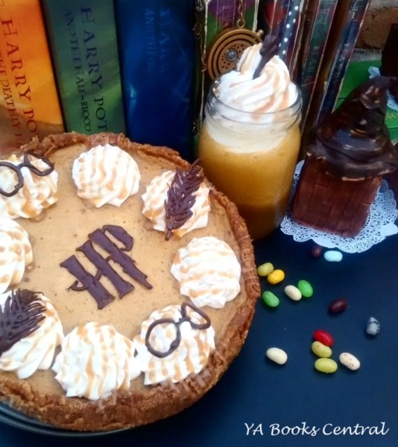 Through the Pensieve: YABC & the Month of Harry Potter ~ Harry Potter Inspired Recipes!!!