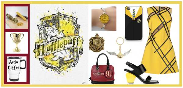 YABC & the Month of Harry Potter ~ Gifts for Hufflepuff!!