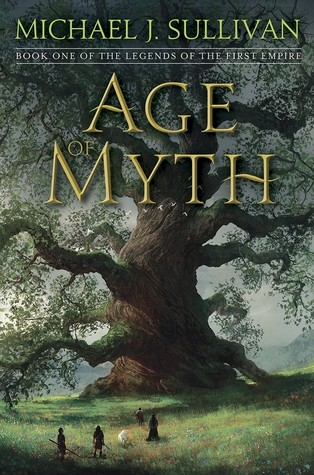 Featured Review: Age Of Myth (Michael J Sullivan)