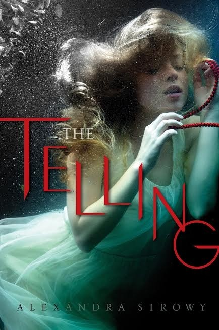 Chat with Alexandra Sirowy (The Telling), Exclusive Excerpt, Plus Giveaway!