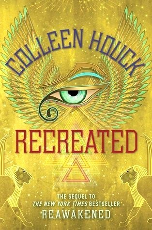 Guest Post & Giveaway: Recreated (Colleen Houck)