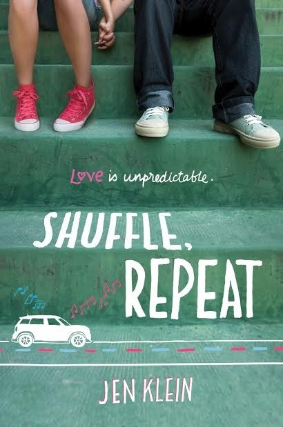 Giveaway: Shuffle, Repeat (US Only)
