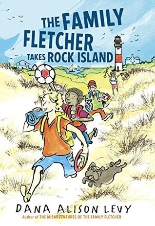 Giveaway: The Family Fletcher Takes Rock Island (US Only)
