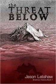 Featured Review: The Threat Below by Jason Latshaw