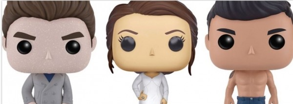 Twilight enters the world of Funkos!!