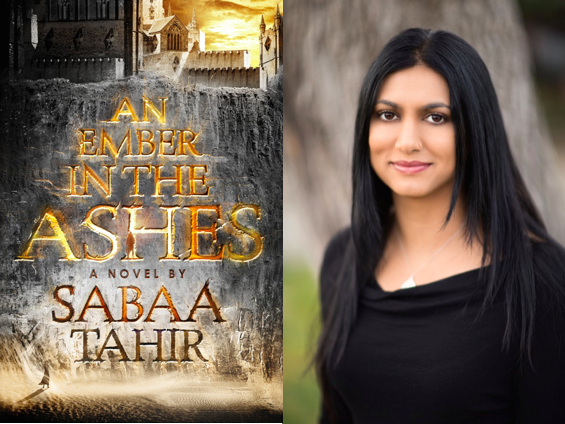 Press Release: An Ember in the Ashes Series