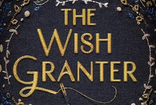 It's Live!! Cover Reveal: The Wish Granter by C.J. Redwine + Giveaway (Intl)