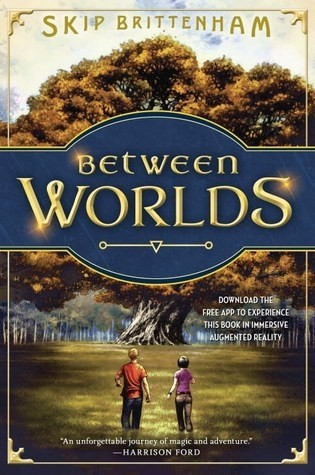 Author Chat with Skip Brittenham (Between Worlds), Plus Giveaway!