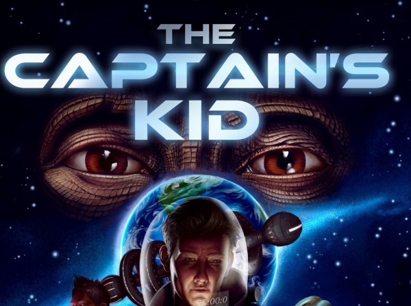 It's Live!! Cover Reveal: The Captain's Kid (Liz Coley) + Giveaway (US Only)