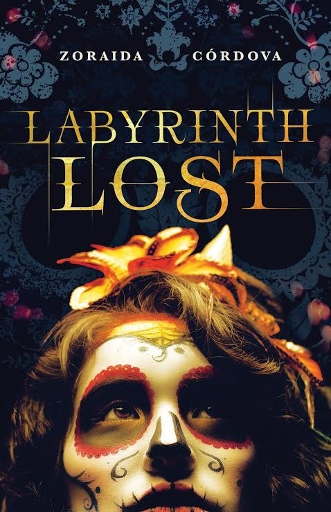 Guest Post with Zoraida Córdova, Author of Labyrinth Lost
