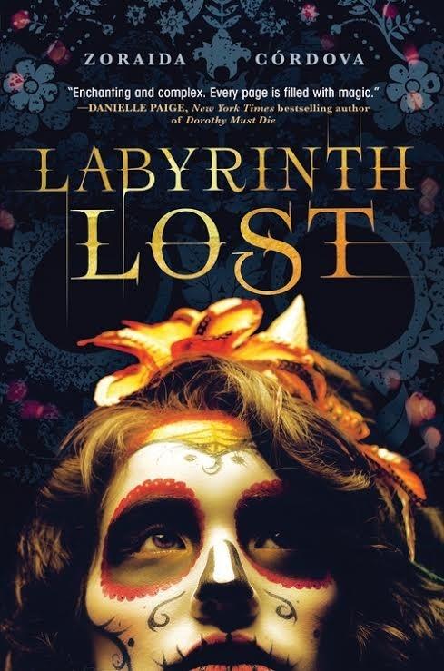 Spotlight on Labyrinth Lost by Zoraida Córdova, Plus Excerpt & Giveaway!
