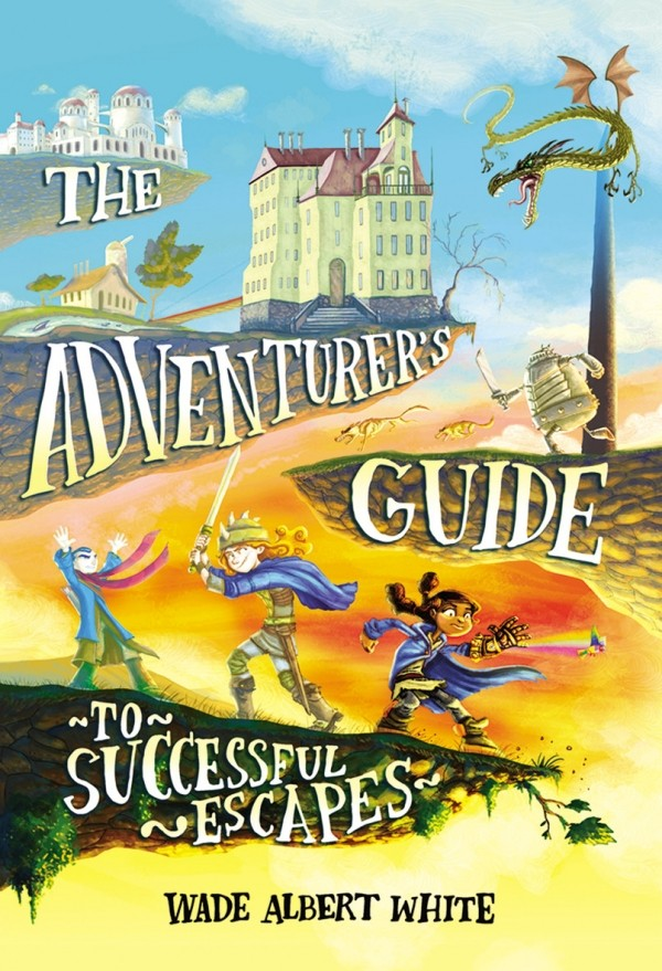 Author Chat with Wade Albert White (The Adventurer's Guide To Successful Escapes), Plus Giveaway!!
