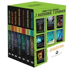 Author Chat with Ted Staunton (The Seven Prequels Boxset), Plus Giveaway!!