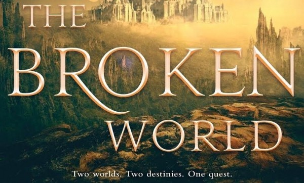 It's Live!! Cover Reveal: The Broken World (Lindsey Klingele) + Giveaway!!!