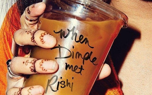 It's Live!! Cover Reveal: When Dimple Met Rishi by Sandhya Menon + Giveaway (US Only)