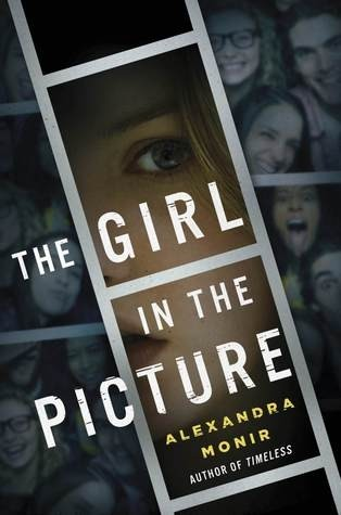 Author Chat with Alexandra Monir (The Girl In The Picture)!!