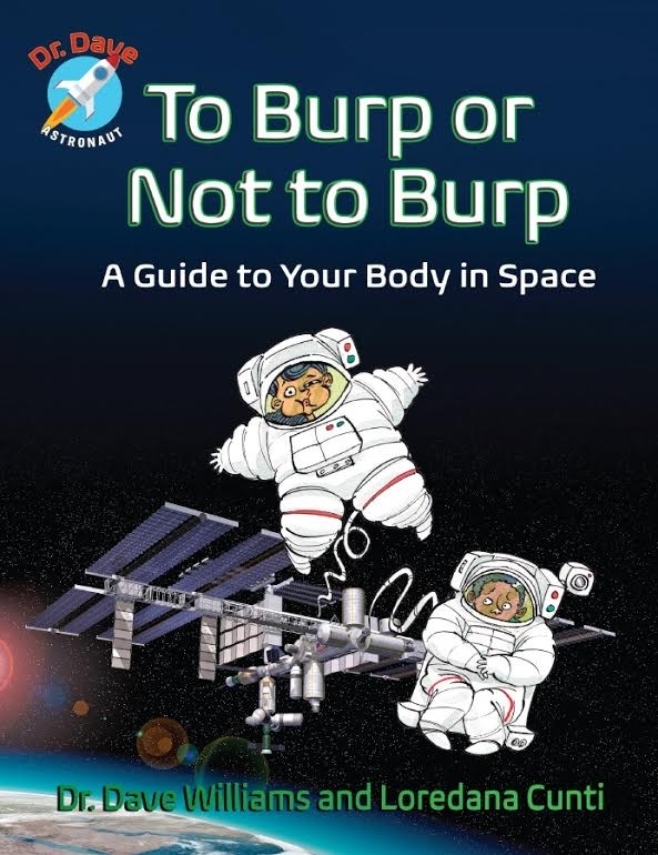 Author Chat with Dr. Dave Williams & Loredana Cunti (To Burp Or Not To Burp), Plus Giveaway!!