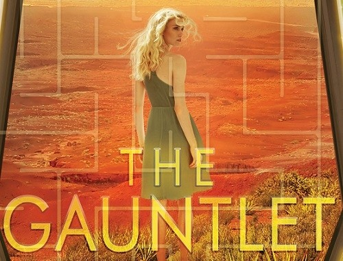 It's Live!! Cover Reveal: The Gauntlet by Megan Shepherd + Giveaway (US Only)