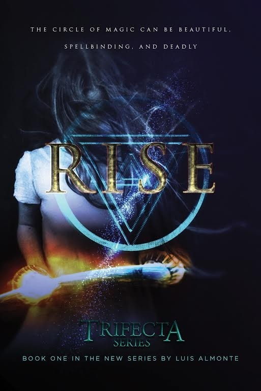 Spotlight on Rise (Luis Almonte), First Chapter Reveal & Giveaway
