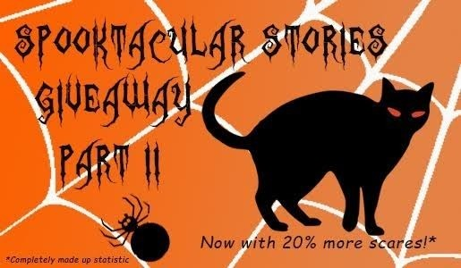 Spooktacular Stories Giveaway of 2016! (Middle Grade/Children's Edition) ~ (US/Canada only)