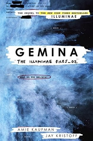 Featured Review: Gemina (Jay Kristoff & Amie Kaufman)
