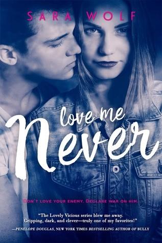 Spotlight on Love Me Never (Sara Wolf), Plus Excerpt & Giveaway!