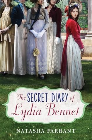 Featured Review: The Secret Diary Of Lydia Bennett (Natasha Farrant)