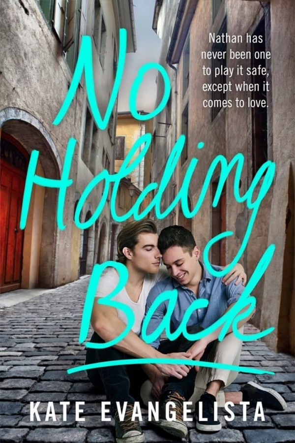 Featured Review: No Holding Back by Kate Evangelista