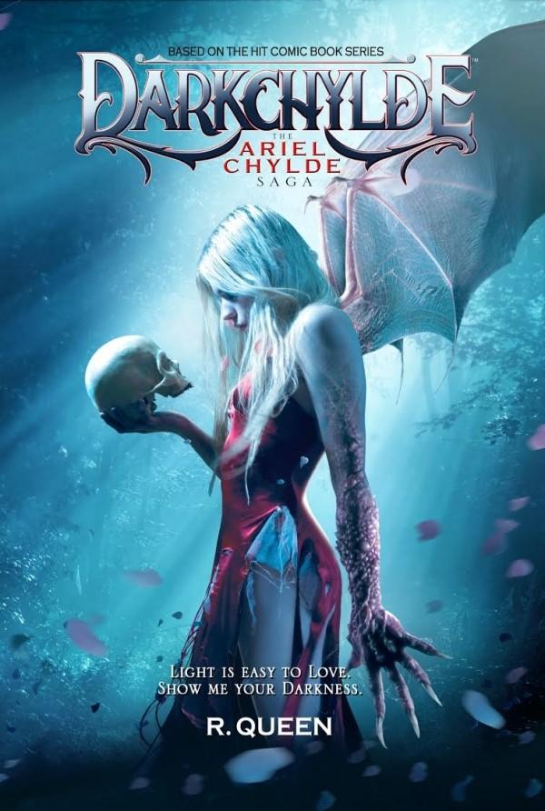 Spotlight on Darkchylde: The Ariel Chylde Saga (R. Queen) Plus Excerpt & Giveaway!