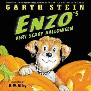 Featured Review: Enzo's Very Scary Halloween (Garth Stein)