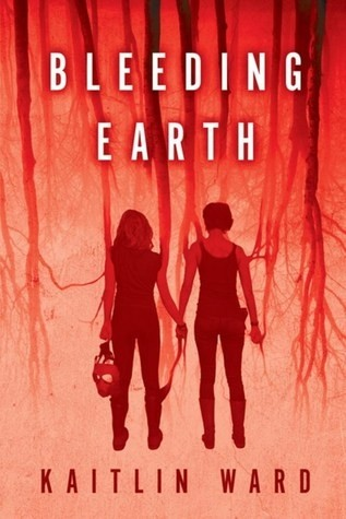 Author Chat with Kaitlin Ward (Bleeding Earth) + Giveaway!