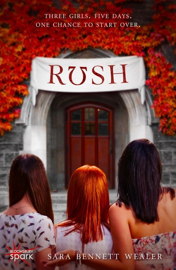 Spotlight on Rush (Sara Bennett Wealer), Plus Excerpt & Giveaway!