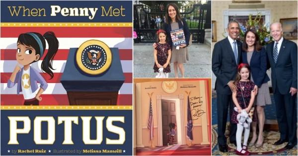 Special Guest Post: When Penny Met Potus (Rachel Ruiz)