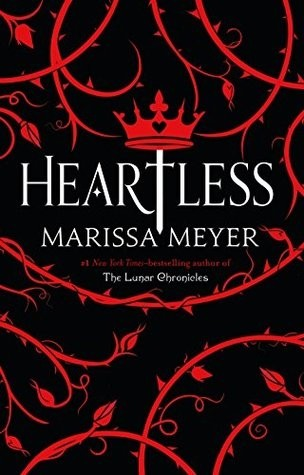 Featured Review: Heartless (Marissa Meyer)
