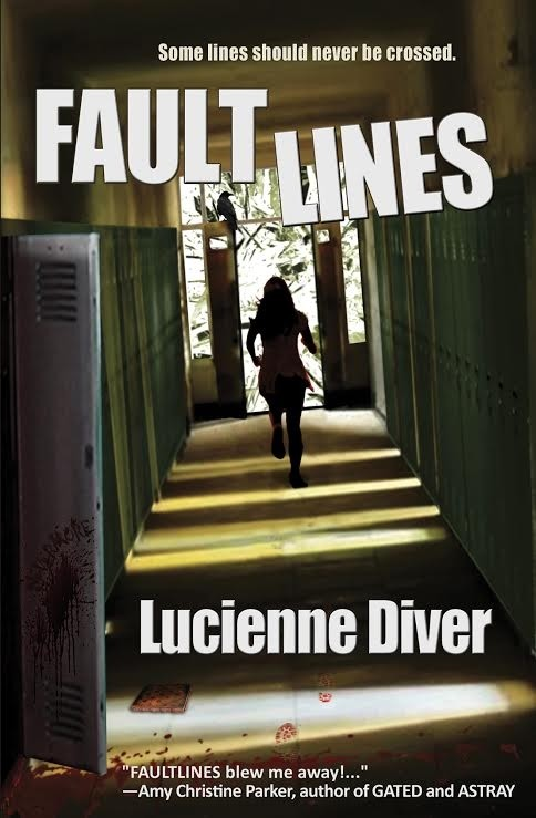 Author Chat with Lucienne Diver, Plus Giveaway!