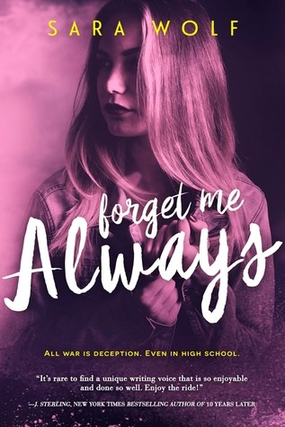 Featured Review: Forget Me Always (Sara Wolf)