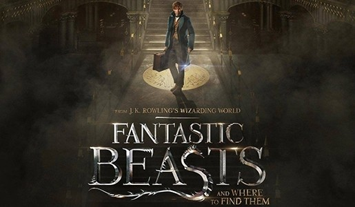 FANTASTIC BEASTS - Drive Through Movie Review