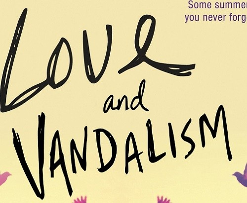It's Live!! Cover Reveal and Excerpt: Love and Vandalism by Laurie Boyle Crompton + Giveaway (US Only)