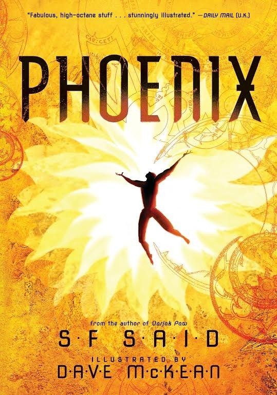 Author Guest Post with SF Said (Phoenix) + Giveaway!