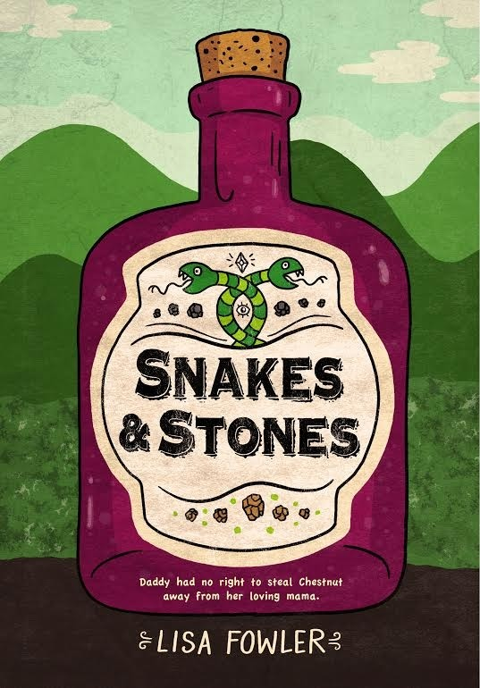 Author Chat with Lisa Fowler (Snakes and Stones), Plus Giveaway!